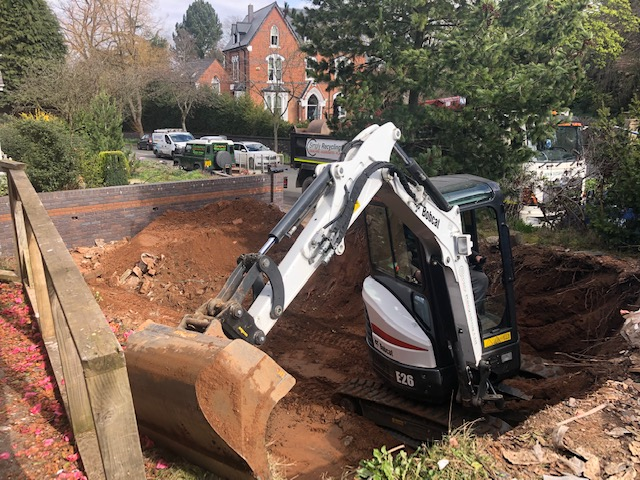 Grab & Mini Digger Hire, Selly Oak, Birmingham, B29 7HY